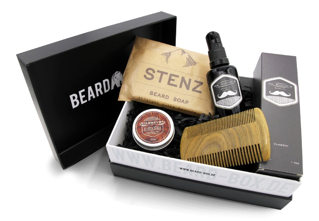 BEARD BOX No. 01 - Classic Summer
